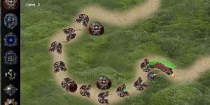 Hra - Omega Tower Defense