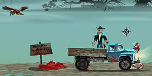 Hra - Zombie Truck