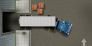 Hra - 18 Wheels Driver