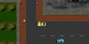 Hra - Sim Taxi