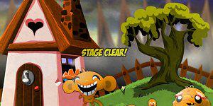 Hra - Monkey Go Happy 4