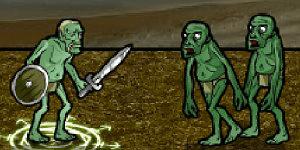 Hra - Zombie Knight