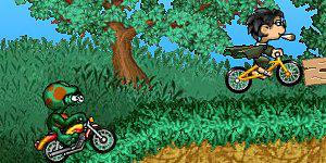 Hra - Cycle Scramble