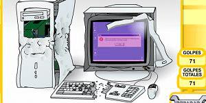 Hra - Computer Crash