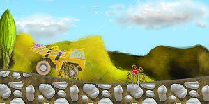 Hra - Rock Transport