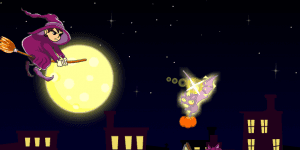Hra - Halloween Night
