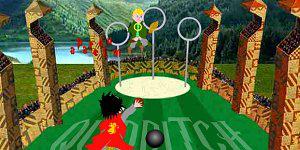 Hra - Quidditch