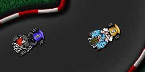 Hra - Monster Kartz