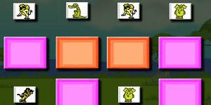 Hra - Zvířecí pexeso
