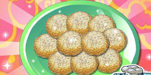 Hra - Sladké rýžové koláčky