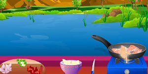 Hra - Kuře s pepřem