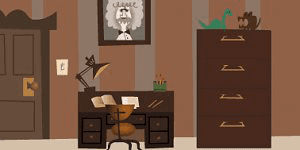 Hra - Dexter´s Laboratory Runaway Robot