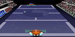 Hra - Galactic Tennis