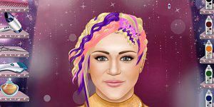 Hra - Hannah Montana Real Haircuts
