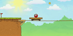 Hra - Red Ball 3
