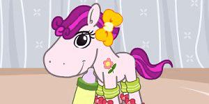 Hra - Pony oblíkačka