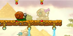 Hra - Snail Bob 3