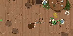 Hra - Cowboys vs Pirates