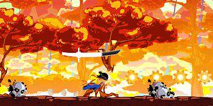 Hra - Samurai Autumn