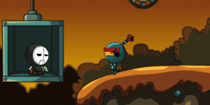 Hra - Ultimate Ninja