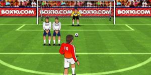 Hra - Football Kicks