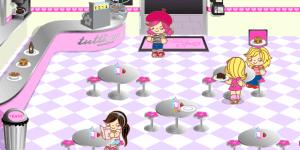 Hra - Cuti's Diner Game