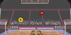 Hra - Sports Heads Basketball