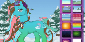 Hra - Pony Makeover