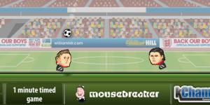 Hra - Sports Heads Football European Edition