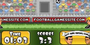 Hra - Big Head Football