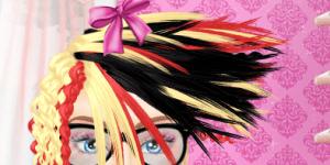 Hra - Barbie Real Haircuts