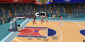 Hra - NBA Pro Hoops