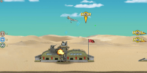 Hra - Bomber at War II Battle for Resources