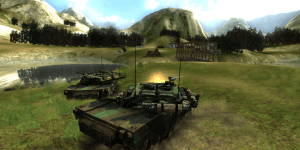 Hra - Metal Cavalry