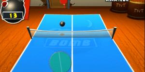 Hra - Bomb Pong