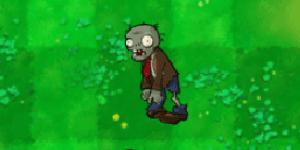 Hra - Plants vs Zombies