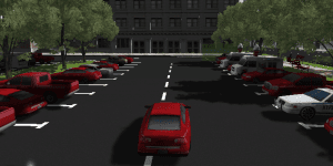 Hra - 3D Parking