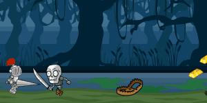 Hra - Knight Mighty Run