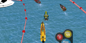 Hra - Ocean Drift Racing