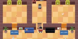 Hra - Team Of Robbers