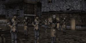 Hra - Deadly City Survival