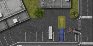 Hra - 18 Wheels Driver 5