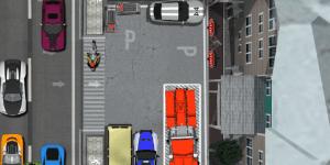 Hra - 18 Wheeler Traffic Jam