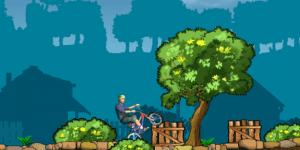 Hra - Wheelie King