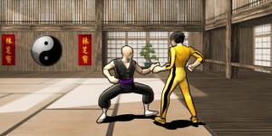 Hra - Dragon Fist 3D