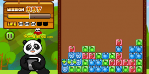 Hra - Panda Play Pad