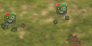 Hra - Ultimate Tank War