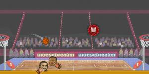 Hra - Sports Heads: Basketball Championship