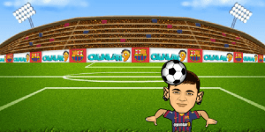 Hra - Neymar Head Football