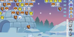 Hra - Ice Block
